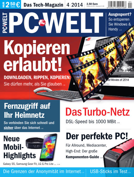 PC-WELT March 03, 2014 00:00