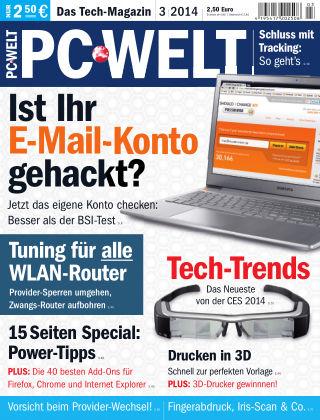 PC-WELT 03/14