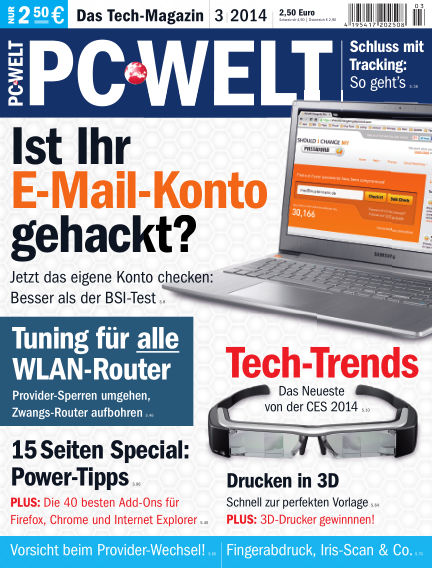 PC-WELT February 07, 2014 00:00