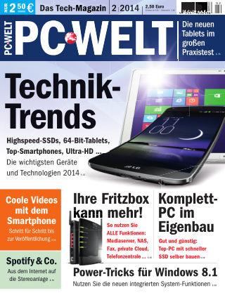 PC-WELT 02/14