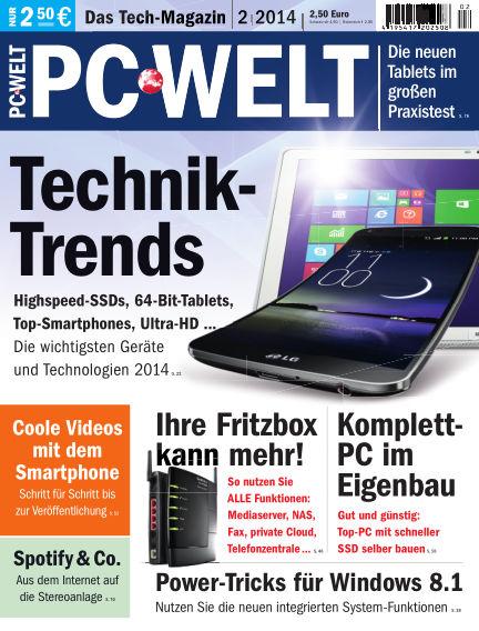 PC-WELT January 03, 2014 00:00