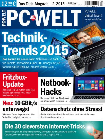 PC-WELT January 02, 2015 00:00