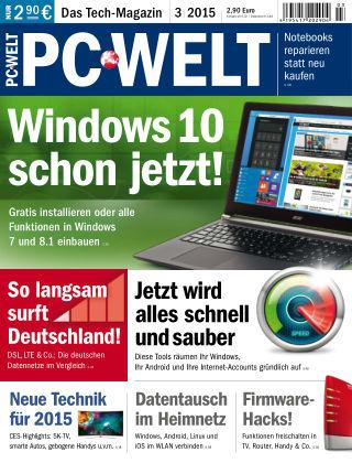 PC-WELT 03/15