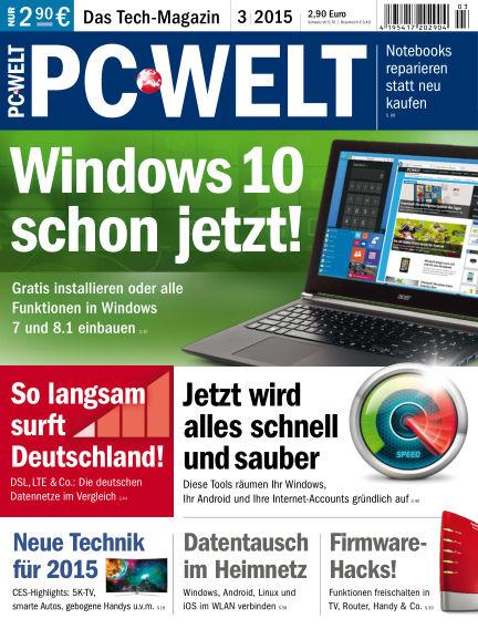 PC-WELT February 06, 2015 00:00