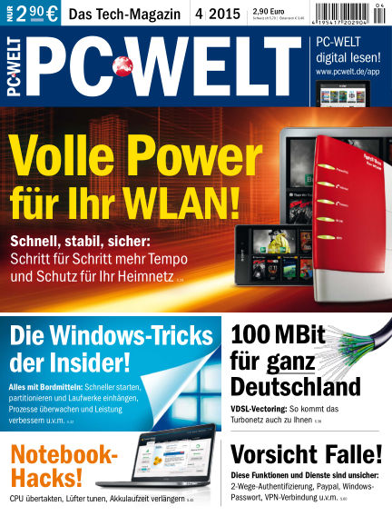 PC-WELT March 06, 2015 00:00