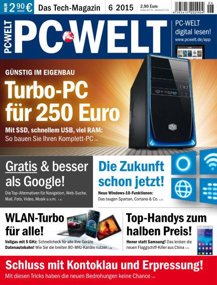 PC-WELT April 30, 2015 00:00