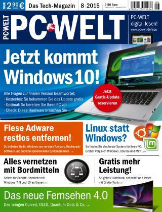 PC-WELT 08/15