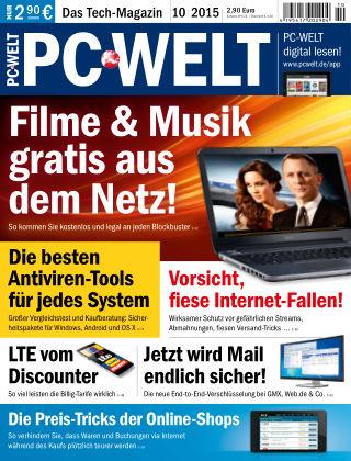 PC-WELT 10/15