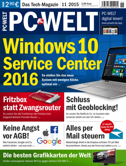 PC-WELT October 02, 2015 00:00