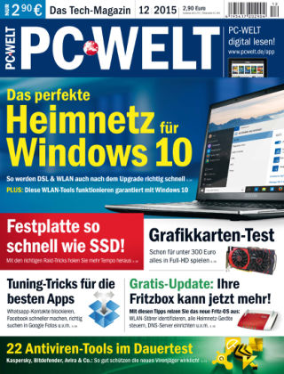 PC-WELT 12/15