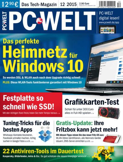 PC-WELT November 06, 2015 00:00