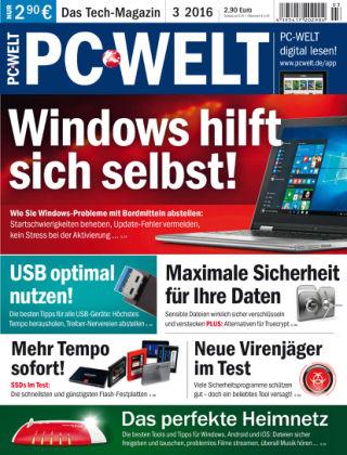 PC-WELT 03/16