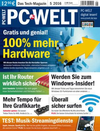 PC-WELT 05/16