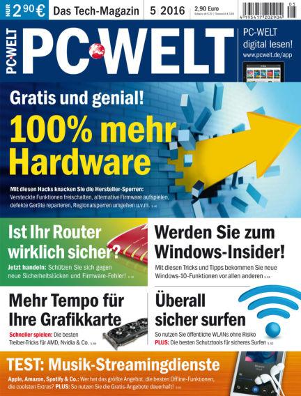 PC-WELT April 01, 2016 00:00