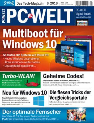 PC-WELT 06/16