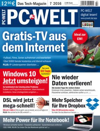 PC-WELT 07/16