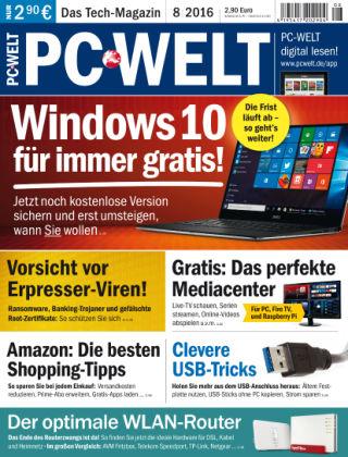 PC-WELT 08/16