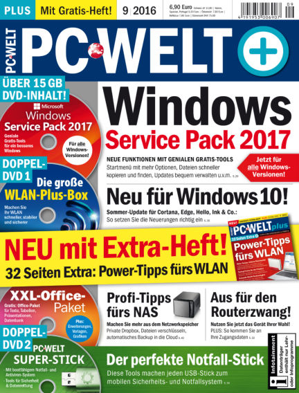 PC-WELT August 05, 2016 00:00