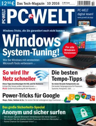 PC-WELT 10/16