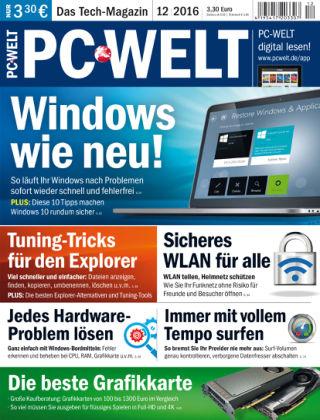 PC-WELT 12/16