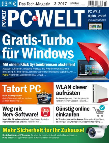 PC-WELT February 03, 2017 00:00