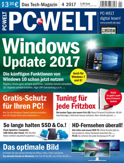 PC-WELT March 03, 2017 00:00