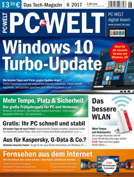 PC-WELT May 05, 2017 00:00