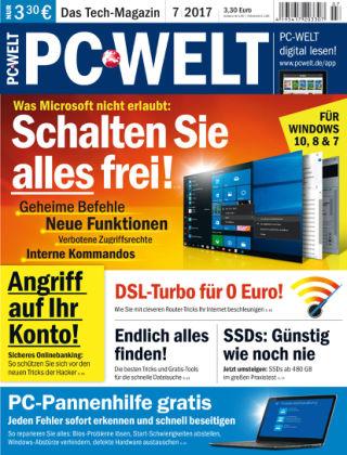 PC-WELT 07/17