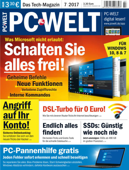 PC-WELT June 02, 2017 00:00