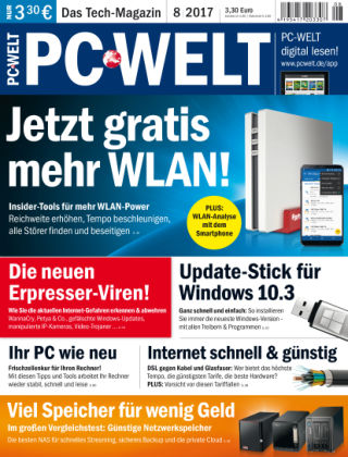 PC-WELT 08/17