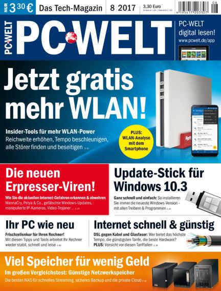 PC-WELT July 07, 2017 00:00