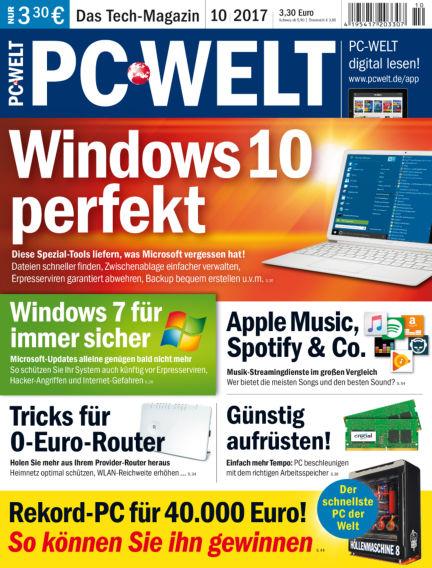 PC-WELT September 01, 2017 00:00