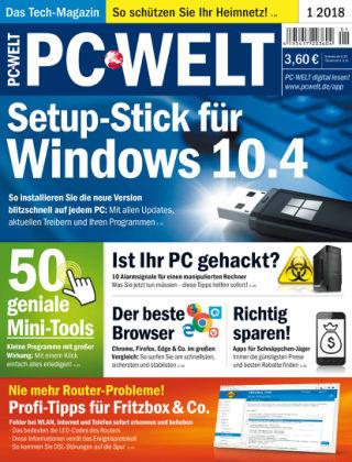 PC-WELT 01/18