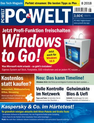 PC-WELT 08/18