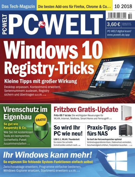 PC-WELT September 07, 2018 00:00