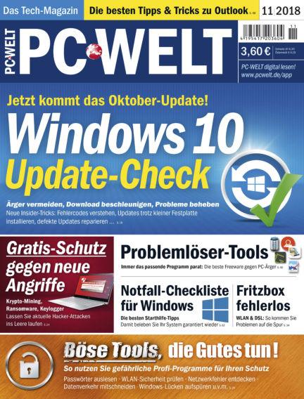 PC-WELT October 05, 2018 00:00