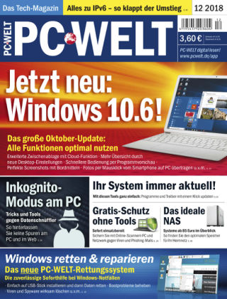 PC-WELT 12/18