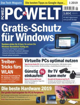 PC-WELT 01/19