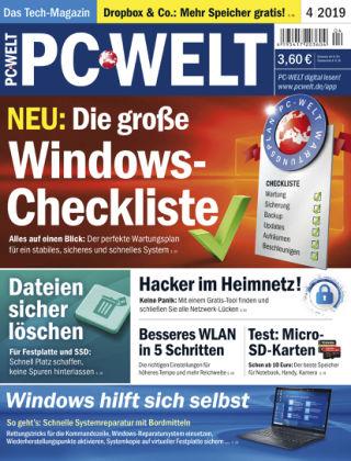 PC-WELT 04/19