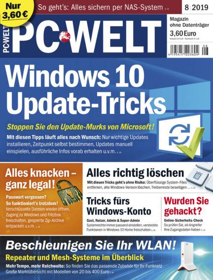 PC-WELT July 05, 2019 00:00