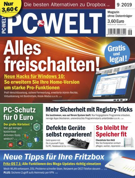 PC-WELT August 02, 2019 00:00