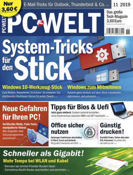 PC-WELT October 04, 2019 00:00