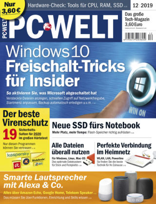PC-WELT 12/19