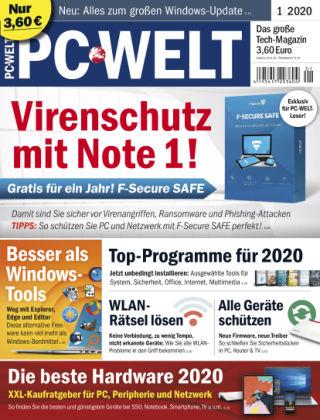 PC-WELT 01/2020