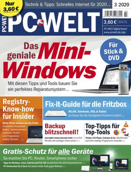 PC-WELT February 07, 2020 00:00
