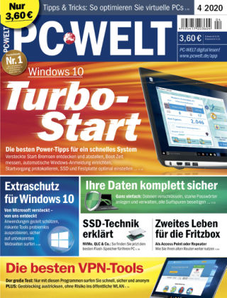 PC-WELT 04/2020