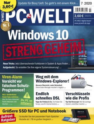 PC-WELT 07/2020