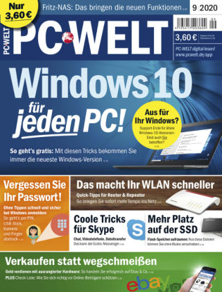 PC-WELT 09/2020