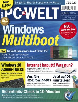 PC-WELT 10/2020