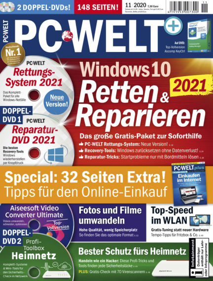 PC-WELT October 02, 2020 00:00